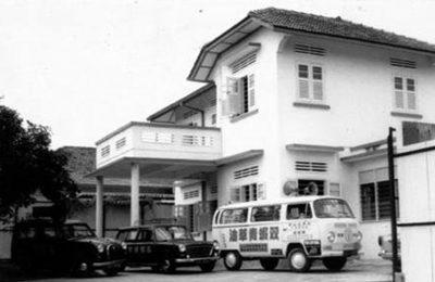 杨柳江夫妇的老房子