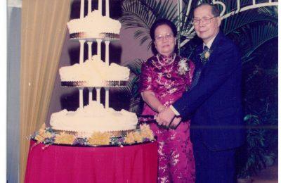 Mr & Mrs Yeoh's 50th Wedding Anniversary (1989)
