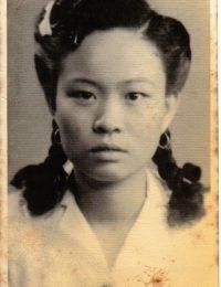 孙素娇女士肖像(1930年代)