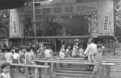 Teochew opera in the 60's