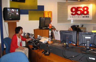 958电台访问,2011年