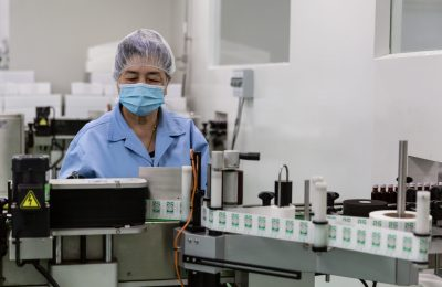 Automated labelling process