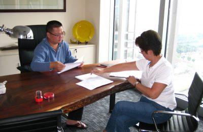 商务会议,广州,2011年