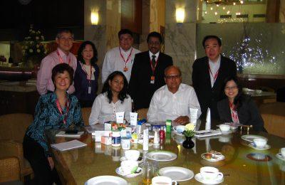 商务拜访团,印度,2008年