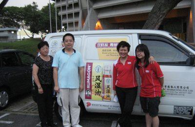 产品汽车贴花推广活动,2011年