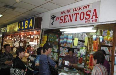 印度尼西亚雅加达药店,2011年