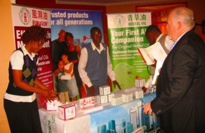 产品推广活动,南非,2009年