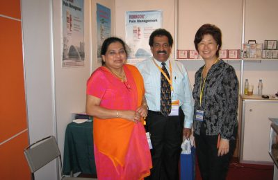 第21届迪拜秋季国际交易会访客,2006年