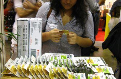 传统药博览会展览访客,2009年